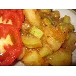 Овощное рагу по-французски – кулинарный рецепт