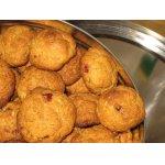 Печенье кунжутно-кукурузное