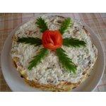 Кабачковый торт Июльский