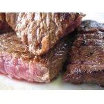 Жареный стейк из говядины
