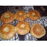 Лепeшки узбекские
