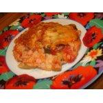 """Рисовая запеканка с опятами и фаршем """"Острая"""" – кулинарный рецепт"""