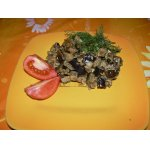 Жареные баклажаны По-грибному