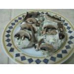 Куриная грудка в грибной шапке