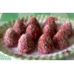 Печенье-трюфельки Ягодки