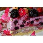 Торт-мусс Лесная Ягода