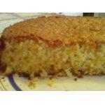 Ароматный апельсиновый пирог