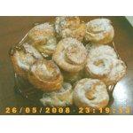 Творожное печенье Розочка