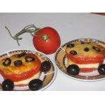Фаршированные помидоры Италия