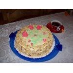 Торт с масляным кремом. Ещe один вариант