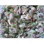 Салат Фасолевый с грибами
