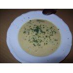 Суп-пюре из спаржи