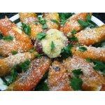 Сладкие перцы, фаршированные сыром Звезда магрибов
