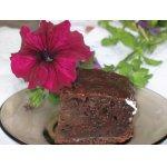 Грушевый шоколадный торт