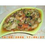 Натуральный баклажановый салат