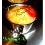 Фриттата с помидорами и вешенками
