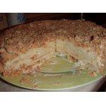 Мокрый торт Наполеон