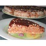 Торт Ленивчик из вафельных коржей