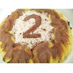 Торт «Опять двойка!»