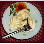 Кнедлики  со сливой  по - Шлeнски. Рецепт от пани Халинки