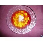 """Десерт освежающий для любимого """"Красный апельсин"""""""