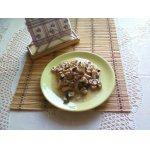 Горячая закуска из баклажанов Грибы