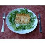 Куриный пирог из теста фило