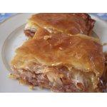 """Яблочный пирог с орехами """"Рассвет"""" – кулинарный рецепт"""