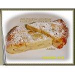 Бургундская  яблочная  запеканка - flamusse