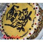 Тортик Ученье-свет