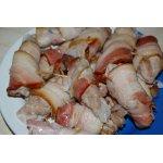 Свинина в беконе Шашлычок с ноготок