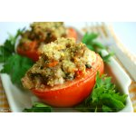 Фаршированные помидоры с мятой и фетой