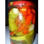 Перец чили (острый, горький) консервированный