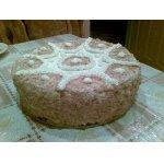 Торт Наполеон двойной