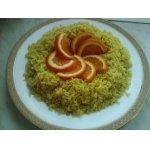 Рис с апельсиновой ноткой