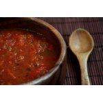 Суп из поджаренных помидоров