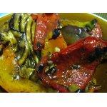 Овощи-гриль под маринадом бальзамико