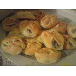 Пирожки с вешенками