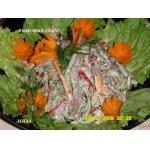 Языковый салат