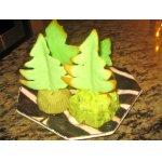 Закусочные пирожные из авокадо