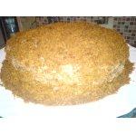 Торт Золотой улей
