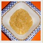 Тахина-паста из кунжута