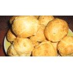 Заварные пирожные по английскому рецепту