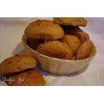 Ржаные булочки с сыром и луком