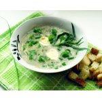 Суп-пюре из первой зелени