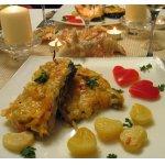 Рыба с картофелем Сердечный разговор