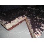 Миндальный пирог-десерт без выпечки