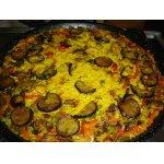 Arroz con verdura-рис с овощами
