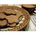 Гречнево-кофейное печенье