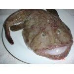 Рыба РАПЕ или морской черт